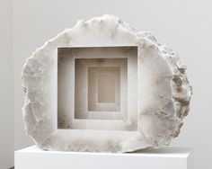 Anish Kapoor | Blind, 2013 | Alabaster