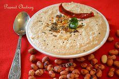 Tasty Appetite: Spicy Peanut Chutney ( Groundnut Chutney / Mungfali Ki Chutney )