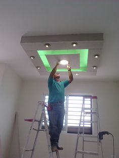 Jolting Cool Tips: Cnc False Ceiling Design false ceiling living room loft.Cnc False Ceiling Design false ceiling with fan home. Pvc Ceiling Design, Bedroom False Ceiling Design, Bedroom Ceiling, False Ceiling Living Room, Ceiling Design Living Room, Ceiling Plan, Ceiling Ideas, Ceiling Lights, Bedroom Pop Design
