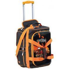 83d441803aba Disney by Heys Disney Cars Blazing Trails 18 Inch Hybrid Rolling Duffle.  Suitcase