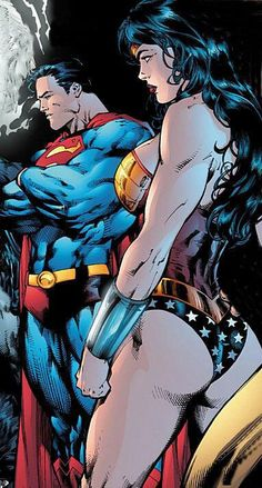 Superman / Wonder Woman ®