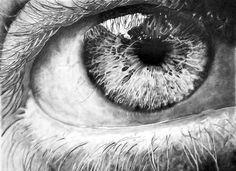 Unglaublich realistische Bleistiftzeichnungen von Jono Dry
