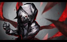 256 Tokyo Ghoul HD Wallpapers | Backgrounds - Wallpaper Abyss