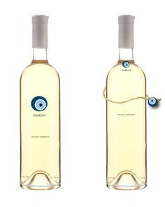 #Greek wine packaging & branding by Manal Bakou