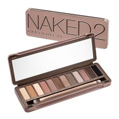 Urban Decay Naked 2 Eyeshadow Palette, £38.50 | 17 Beauty Products Everyone In Their Early Twenties Should Try