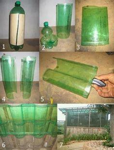Conseils en recyclage de nos ordures au Maghreb et Afrique en general, jardinage au balcon, idées pratiques d'une vie saine