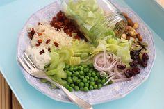 Seven-Layer Mason Jar Salads