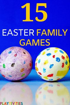 Hilarious Easter Games For Family Gatherings! Easter is the second biggest family gatherings of the year, so after a big meal we usually gather and play some family games! Easter Party Games, Easter Games For Kids, Easter Activities, Fun Activities For Kids, Family Activities, Craft Activities, Easter Art, Easter Crafts, Easter Eggs