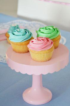 {Fabelaktig} a colourful cupcake party
