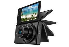 Câmera Samsung MV800 (clique na foto para detalhes)