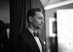 Tom Hiddleston. #EEBAFTAs. Via Twitter.