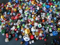 The Dice Counter