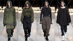 巴黎男装周落幕,十级闯关测试你对时装创意的容忍度