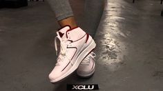 Air Jordan 2 GS Varsity Red On Feet Video   Exclucity YouTube 5446a70a4