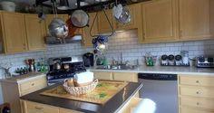 faux painted subway tile tutorial, kitchen backsplash, kitchen design, painting, tiling