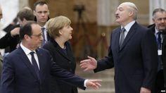 Лукашенко, блудный сын Европы