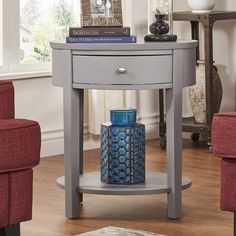 Found it at Wayfair - Canterbury End Table