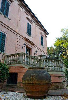 Rimini - Villa Lega Baldini  #TuscanyAgriturismoGiratola
