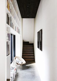 Source: The Design Files There Is Something Very Satisfying About This  Hallway. I Think Itu0027s The Mixture Of Materials Which In Reality Should Be  Quite ...