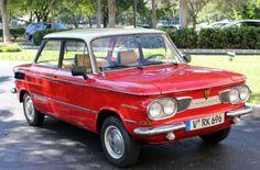 NSU PRINZ 1000 1966