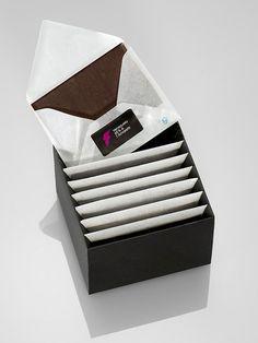 Le Caré des Chocolatiers #packaging #chocolate PD