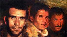 Forty one years ago, on 6 May Deniz Gezmiş, Yusuf Aslan and Huseyin Inan were hanged in Ankara. Their trial had began on July Gezmiş and hi Revolutionaries, Che Guevara, Folk, Photoshop, Songs, Photo And Video, Couple Photos, Youtube, Artist