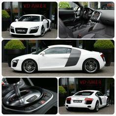 Online: 2010 #Audi #R8 4.2 FSI R-tronic #quattro (420 pk) B&O, Camera, Carbon, Fijnnappa Leder http://www.akker.nl/aanbod/occasion/27614/audi-r8-42-v8-fsi-r-tronic-quattro/…