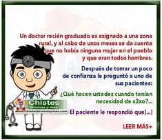 37 Ideas De Chistes De Médicos Chistes Medicos Chistes Geniales