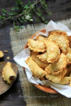 Fish Recipes, Asian Recipes, Ethnic Recipes, Food Drawing, Indonesian Food, Biscuit Recipe, Yummy Cookies, Food For Thought, Food Photography