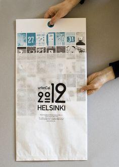 great printed envelope