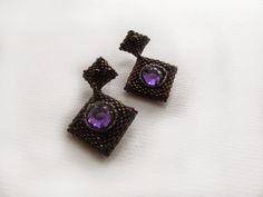Pracownia biżuterii artystycznej EmiLa: Fiolet, fiolet....