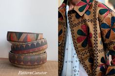 FW21/22 Color Inspiration: BAKED EARTH Abstract Shapes, Color Inspiration, Print Patterns, Unique Gifts, Louis Vuitton, Tote Bag, Baking, Prints, Earth