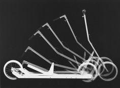 Richard Sapper - Folding Scooter - 1979