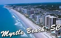 Myrtle Beach, was here on vacation with my family in the past!