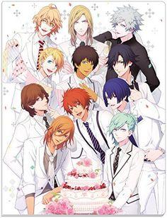 Uta no Prince sama White suit Ver. BOOK type Failure / Broccoli