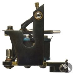 Hand Crafted Professional tattoo machine hand built in Michigan. Paul Drum is a professional tattoo machine builder owner of Medieval Irons in Michigan, USA Creating some smooth hard hitting tattoo machine for the tattoo industry.