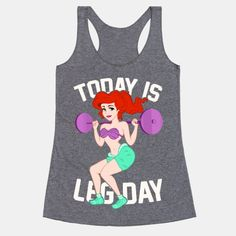 Today Is Leg Day.