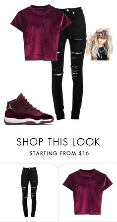 """own it"" by issaxking on Polyvore featuring Yves Saint Laurent"