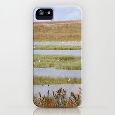 Summer Evening on A Lake iPhone & iPod Case by Snaps Between Naps (by Belle13) - $35.00