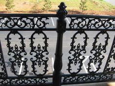 Decorative Rail