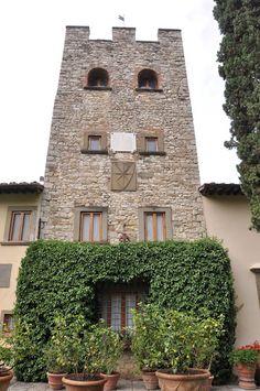 Castello di Verrazzano in Greve in Chianti, Italy