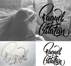 Logos and lettering works on Behance