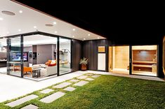 View the full picture gallery of White House Beaumaris Interior Design Inspiration, Home Interior Design, Exterior Design, Residential Architecture, Interior Architecture, Built In Microwave, Australian Homes, Modern Buildings, Building A House
