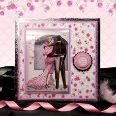 Decadent Moments the Art Deco Collection by Hunkydory Crafts