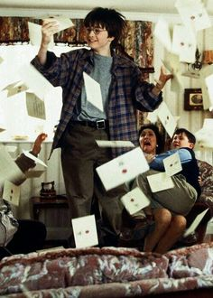 So many letters to Harry and I'm still waiting for mine