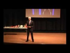 Dr. Esselstyn talks about a ground breaking concept for a plant based diet. This information goes into depth about the down side of the typical American diet. This informatoion could save your life.