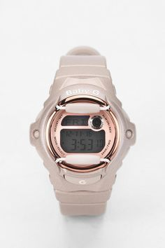 G-Shock Baby G Pink Champagne Watch  #UrbanOutfitters