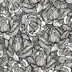 Sample Calista Grey Modern Rose Wallpaper design by Brewster Home... ($10) ❤ liked on Polyvore featuring home, home decor, wallpaper, mod home decor, grey wallpaper, brewster home fashions, gray wallpaper and rose home decor
