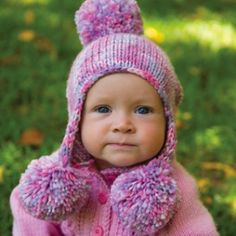 Look at this Pixie Purple Marle Pom-Pom Beanie on  zulily today! Baby 4e0e171f261b