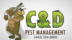 Pest Control Services Woodlawn MD (443) 354-8805